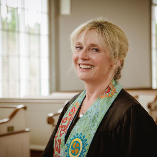Rev. Catherine Cullen